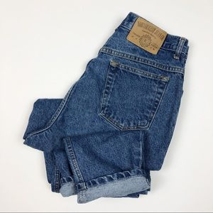 Vintage High Rise Mom Jeans Size 28